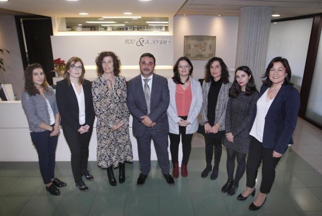 Bou & Associats, una llarga trajectòria de treball en equip